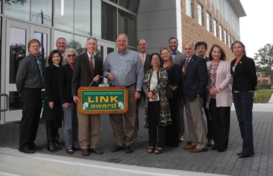 Southeastern receives Link Award