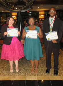 students win journalism awards