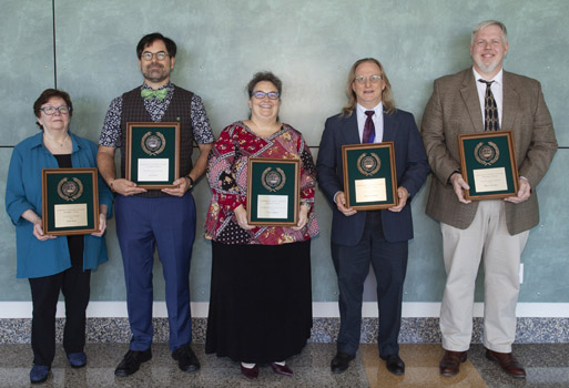 President's Excellence winners