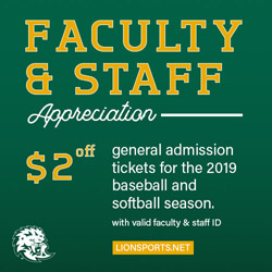 Faculty, staff appreciation