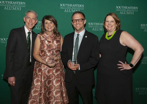 Alumni of the Year honored