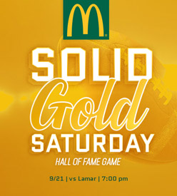 Solid Gold Saturday graphic