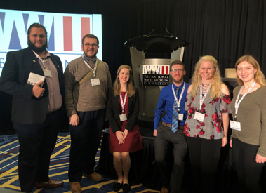 Students attend symposium