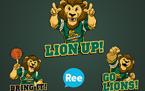 Lion Up with Roomie Emojis!