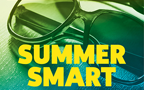 Be Summer Smart - Classes Start May 30
