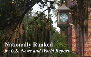 Nationally Ranked by U.S. News and World Report