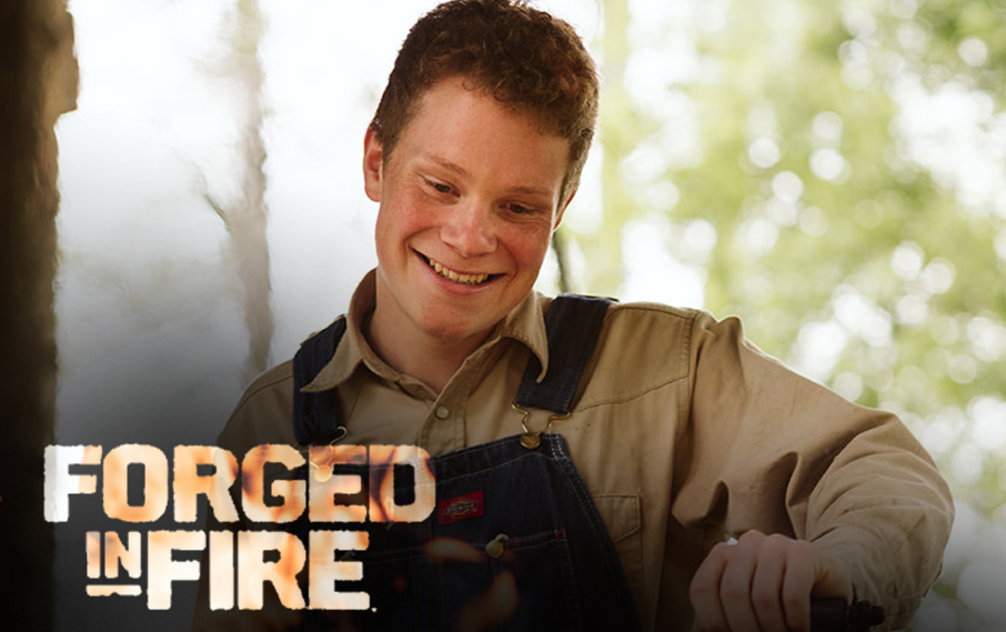 Cade Jenkins - Forged in Fire