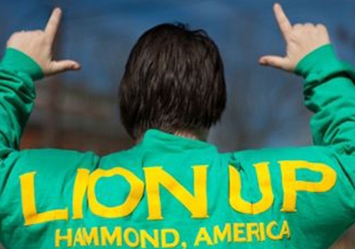 Lion Up Shirt