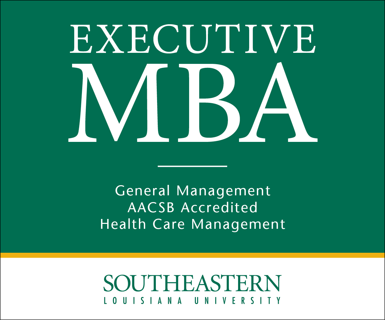Southeastern Executive MBA