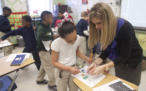 Education teacher program ranked second in the state