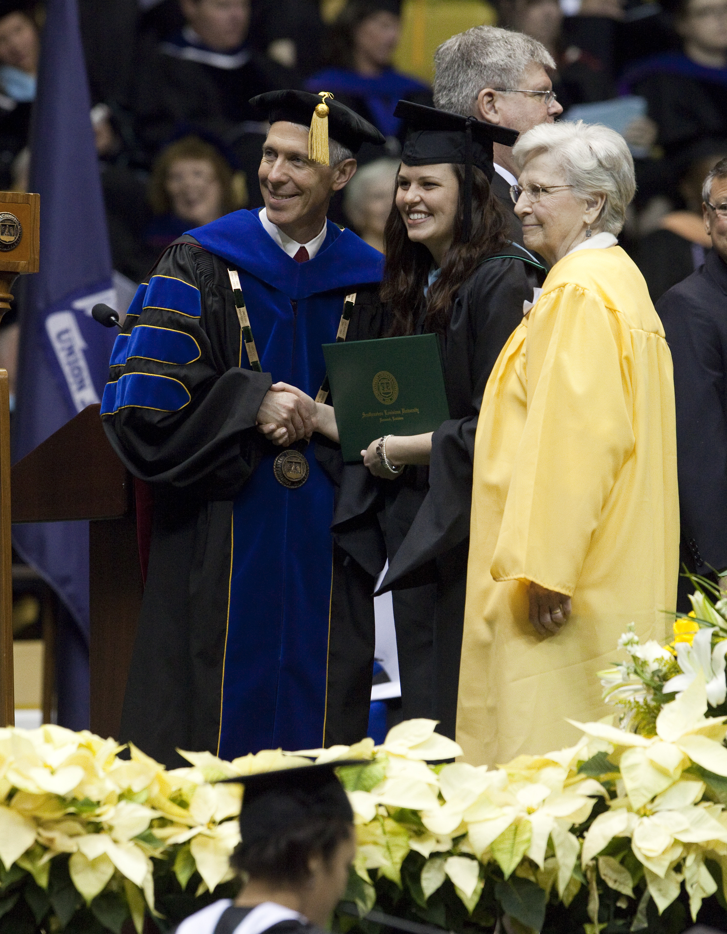 Southeastern Confers Degrees On Approximately 1 200
