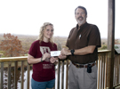 Turtle Cove donation