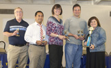 Faculty Quiz Bowl Winners