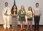 Natchitoches parish winners
