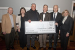 Tangipahoa Tourism makes donation