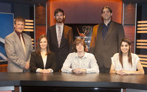Southeastern students win Emmy Awards