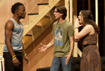 "Southeastern Theatre rehearses for ""Rumors"""