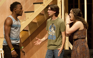 Southeastern Theatre rehearses for