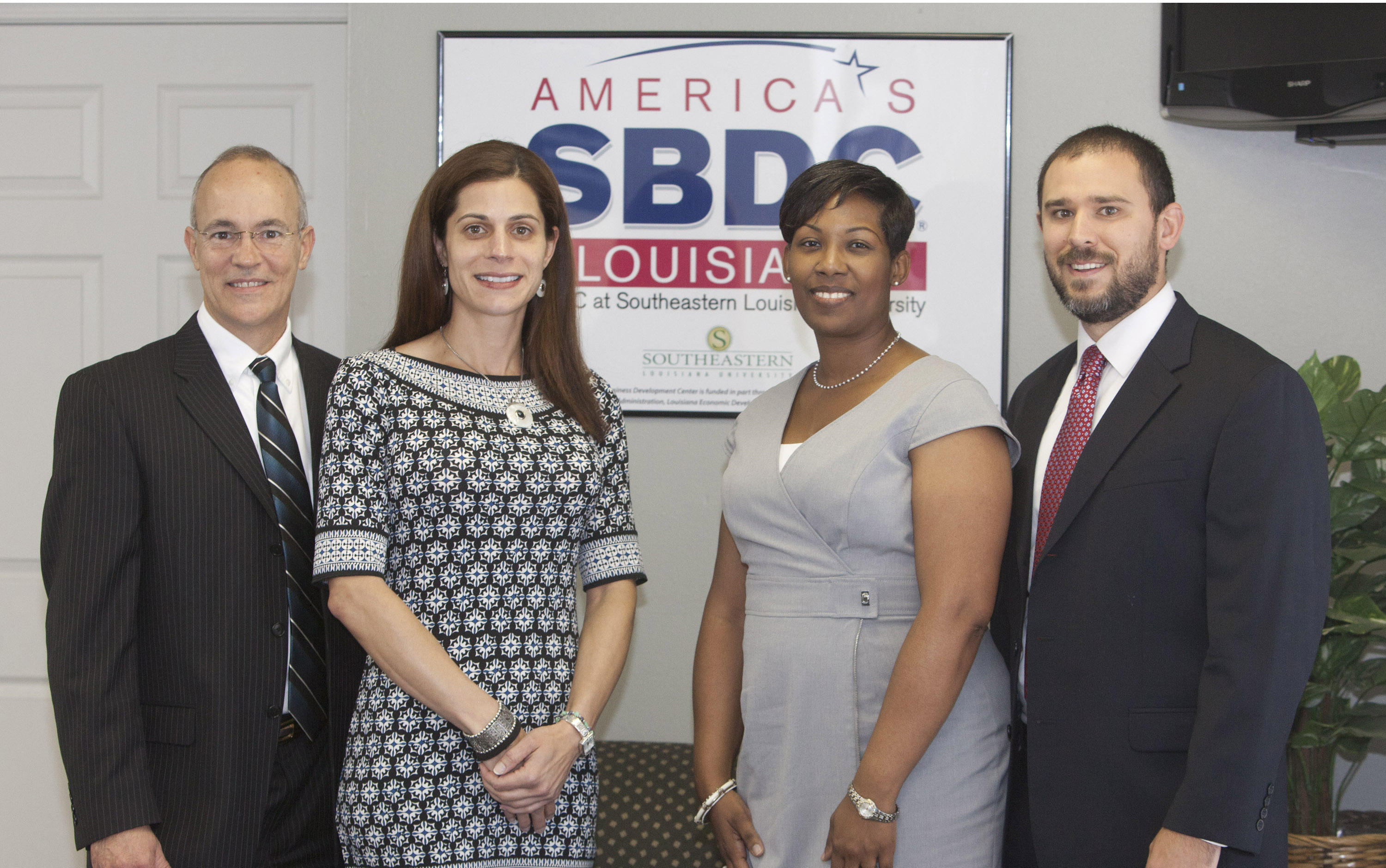 Southeastern SBDC honored with national award