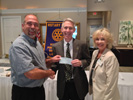 Rotary funds scholarships