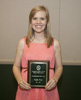 Nursing student from Ascension Parish honored