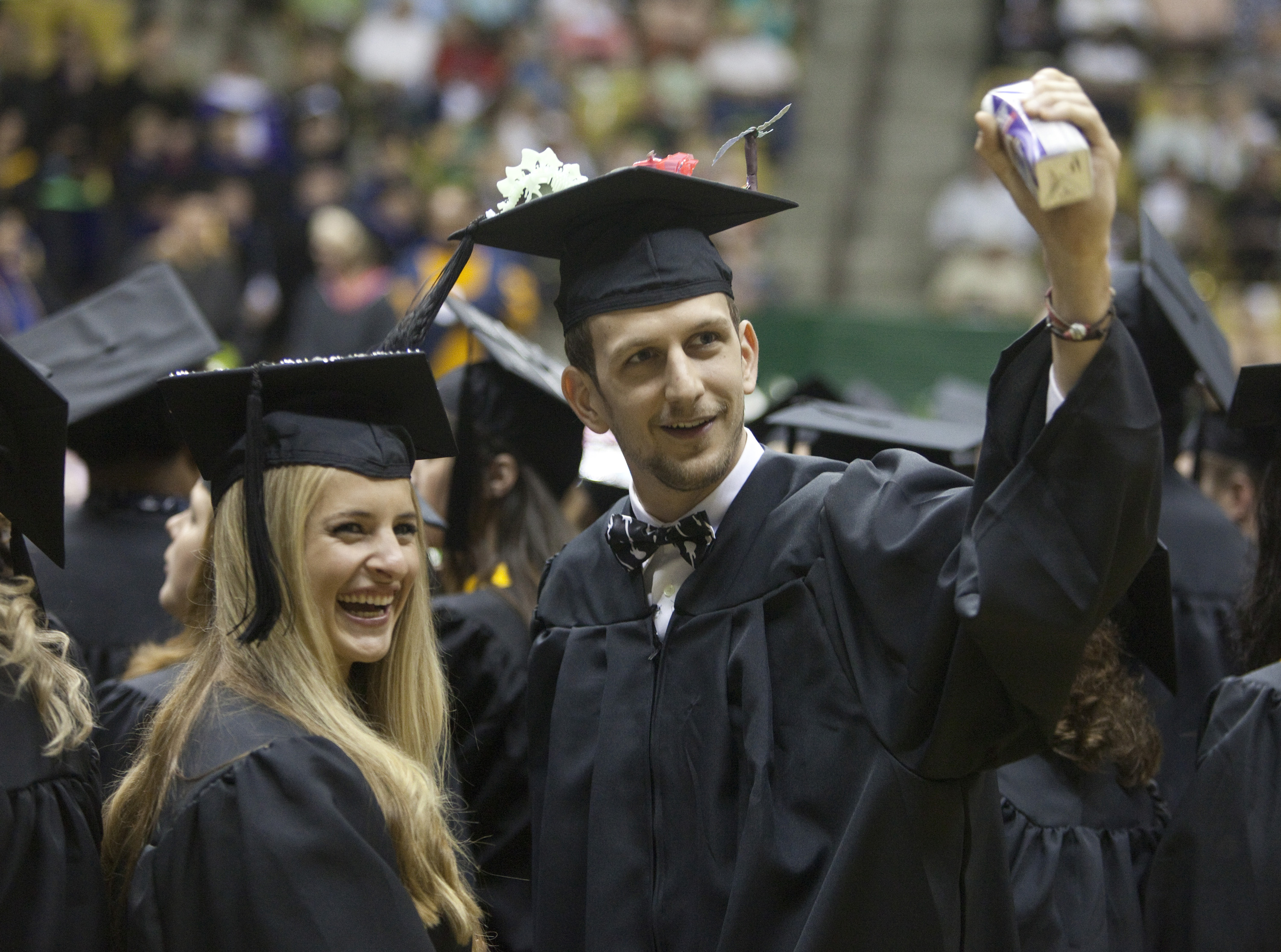 confers degrees on approximately  3 graduates from hammond and new orleans