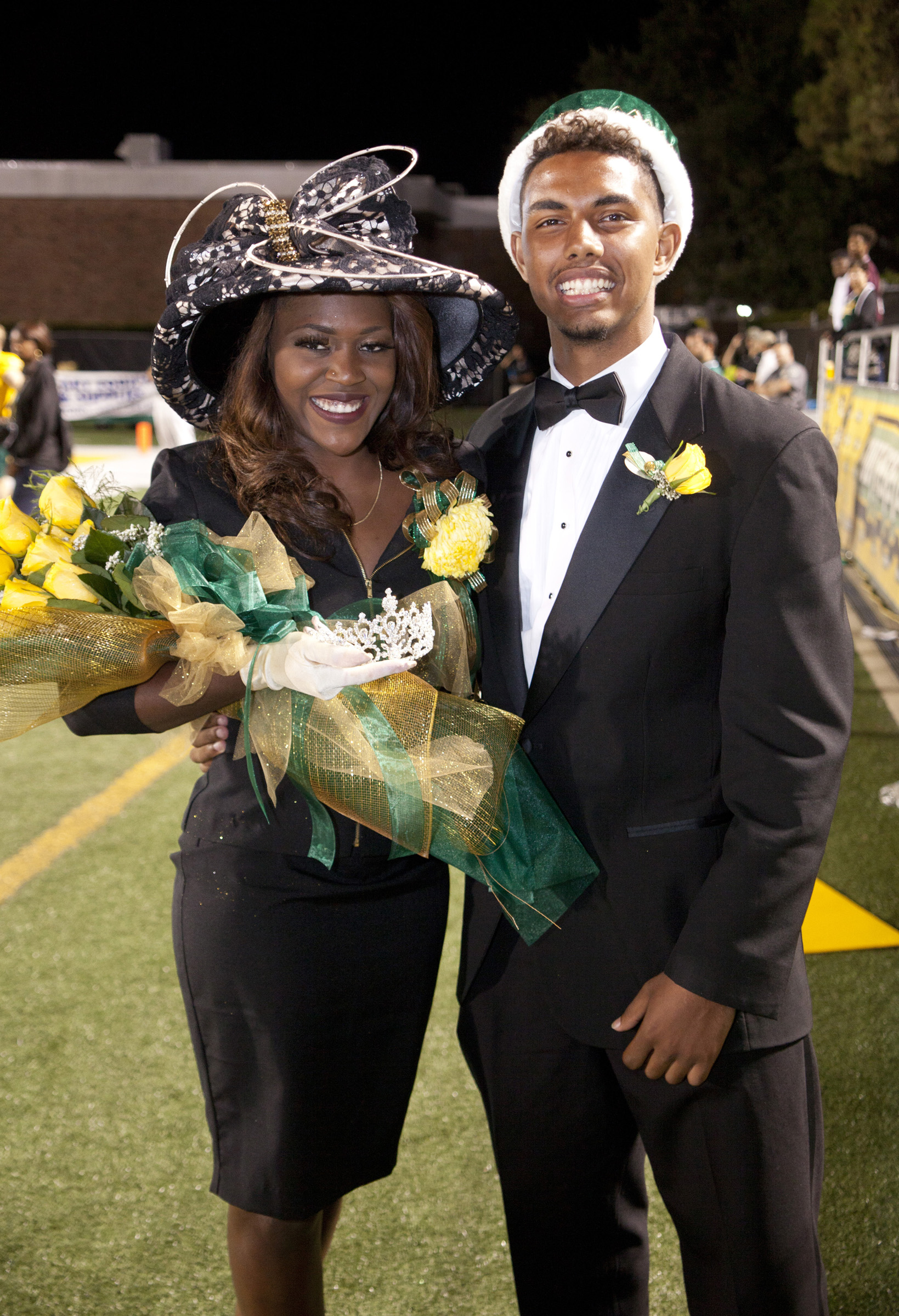 2015 southeastern homecoming queen and king