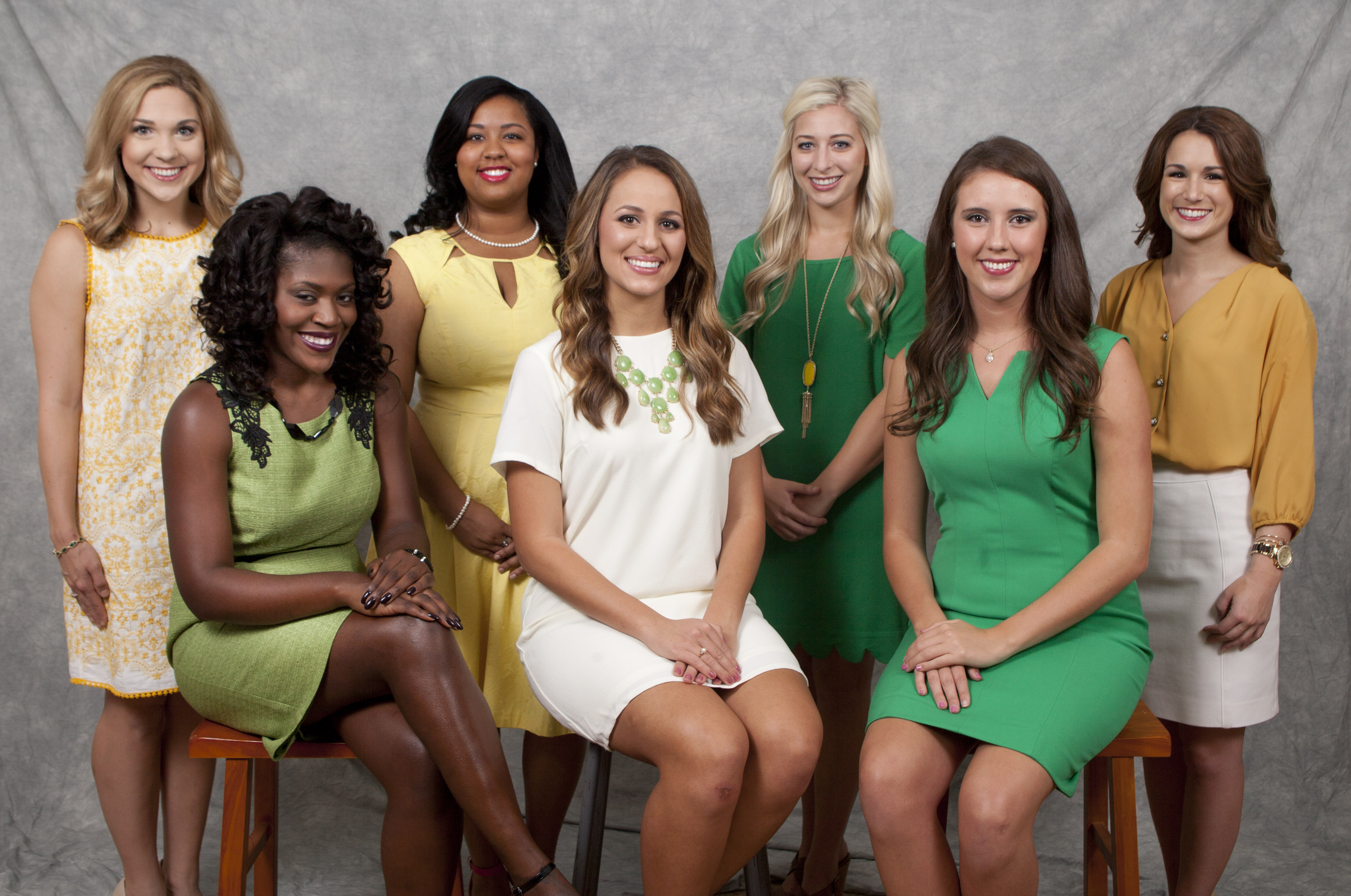 Southeastern announces 2015 Homecoming Court and Beau Court