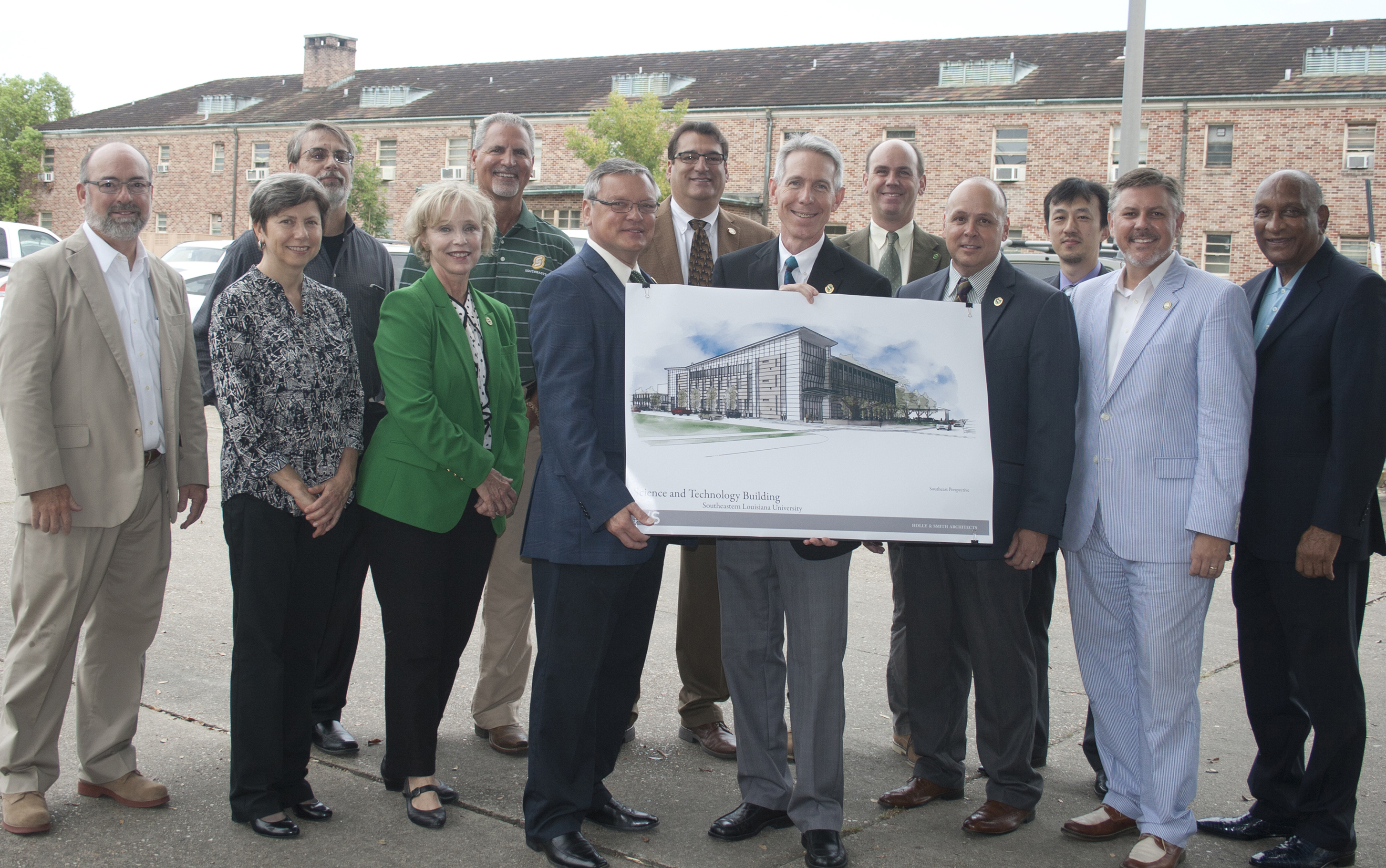 Construction to begin on new Southeastern building