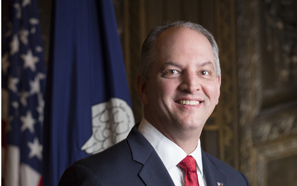 Louisiana Governor to address Southeastern's commencement