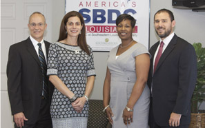 Southeastern LSBDC wins state awards
