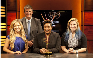 Southeastern Channel student produced news feature wins Emmy award
