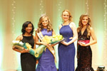Miss Southeastern honorees