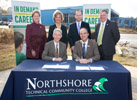 SLU and NTCC sign agreements