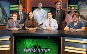 Southeastern Channel student productions win national videographer awards