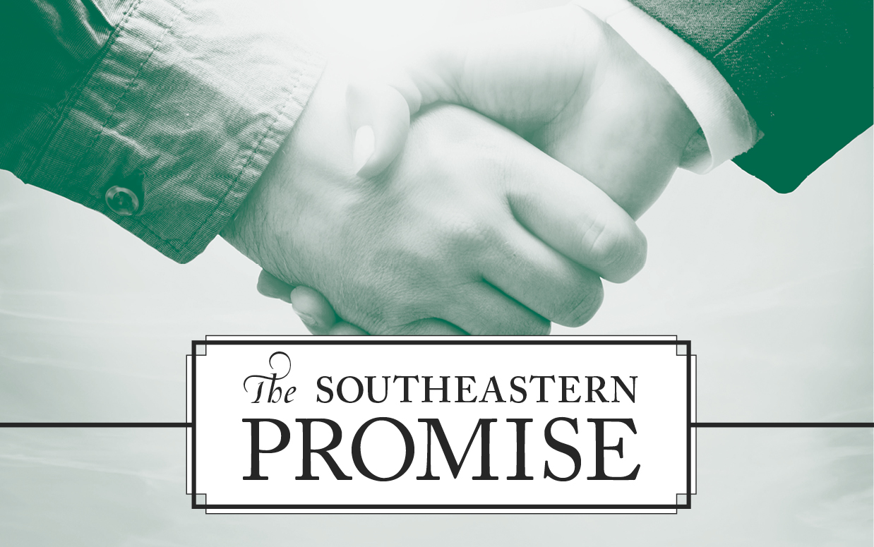 Southeastern commits to student success with four-year degree and no tuition increase guarantee