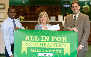Southeastern to hold third annual 'Day of Giving' April 26