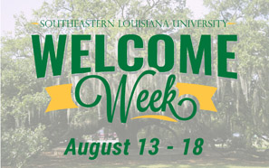 Southeastern launches semester with Welcome Week