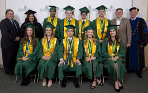 Southeastern confers degrees on more than 1,000