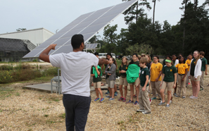 Southeastern to sponsor Sustainability Day with tours of center