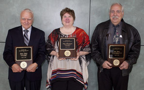 Southeastern bestows emeritus honors on four faculty