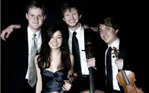 Southeastern's Columbia Theatre to present Aeolus Classical String Quartet
