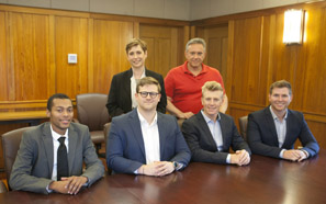 SLU finance team places among the top in national competition