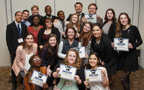 Southeastern earns honors at journalism conference