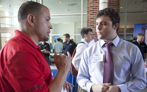 Southeastern connecting students with employers
