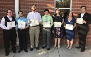 Southeastern vocalists claim awards at competition