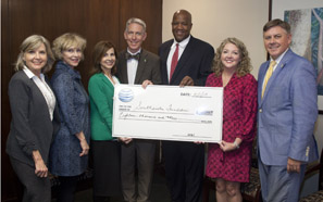 Southeastern Foundation receives AT&T contribution for Completer Scholarships