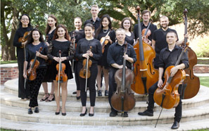 Southeastern String Orchestra to present 'Monday Night Serenades' Oct. 23