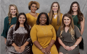Southeastern announces 2017 Homecoming Court and Beau Court
