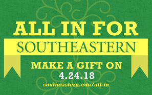 Southeastern to hold fourth annual 'Day of Giving' Tuesday, April 24